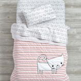 Early Edition Toddler Bedding (Cat)