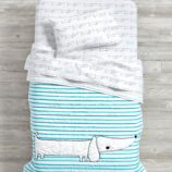 Early Edition Toddler Bedding (Dog)