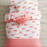 Wild Excursion Pig Toddler Bedding