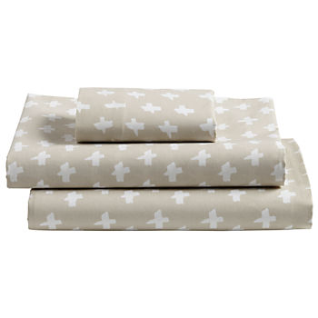Organic Freehand Toddler Sheet Set