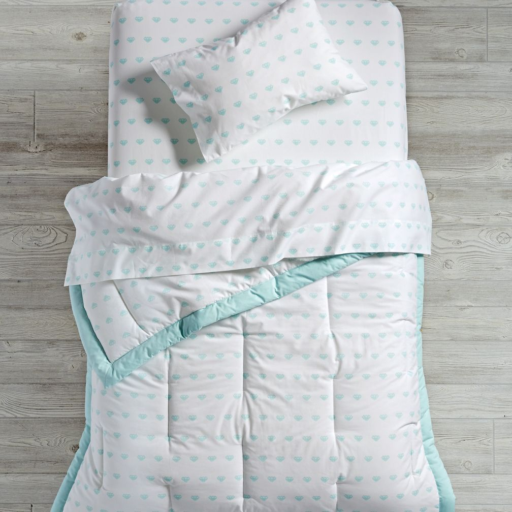 Iconic Toddler Bedding (Gemstone)