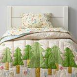 Nature Trail Toddler Bedding