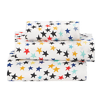 Superstar Jersey Toddler Sheet Set
