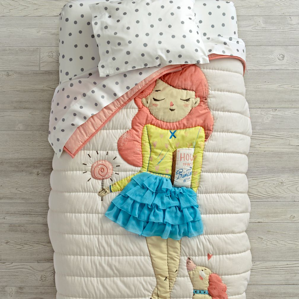 Wardrobe Change Toddler Bedding