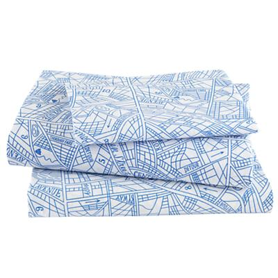 Transit Authority Sheet Set (Twin)