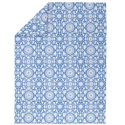 Tangled Up in Blue Duvet Cover (Twin)