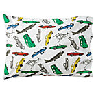 Organic Traffic Jam Pillowcase