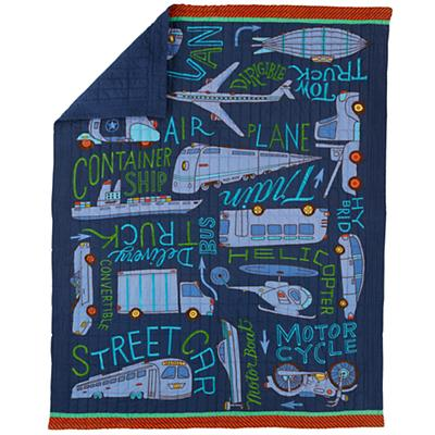 Transit Authority Quilt (Twin)