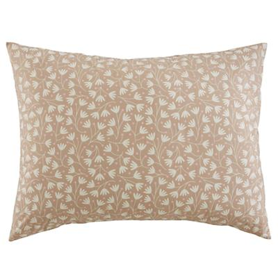 Organic Well Nested Floral Sham