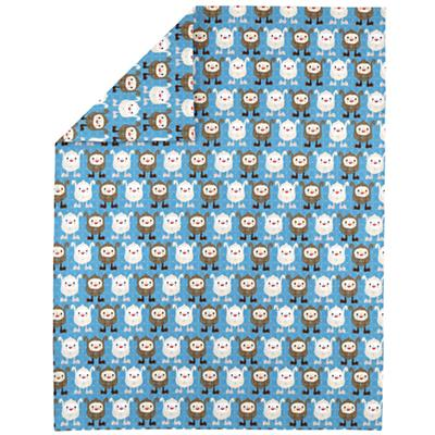 Yeti for Bed Duvet Cover (Twin)