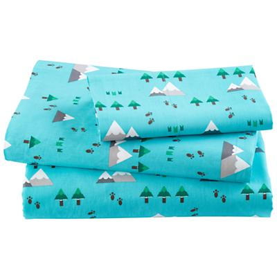 Yeti for Bed Sheet Set (Twin)