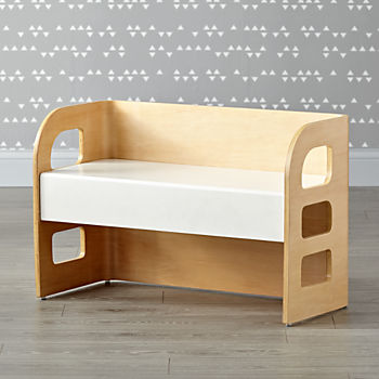Steuart Padwick Kids Wooden Bench