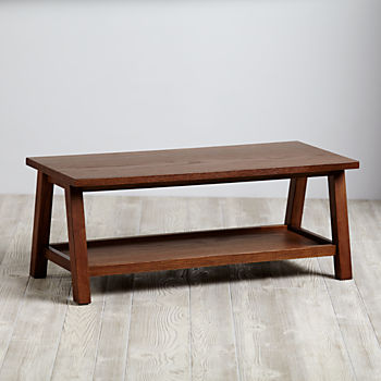 Woodstock Brown Bench