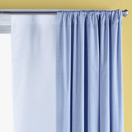 Kids Curtains: Childrens Blackout Window Liners | The Land of Nod