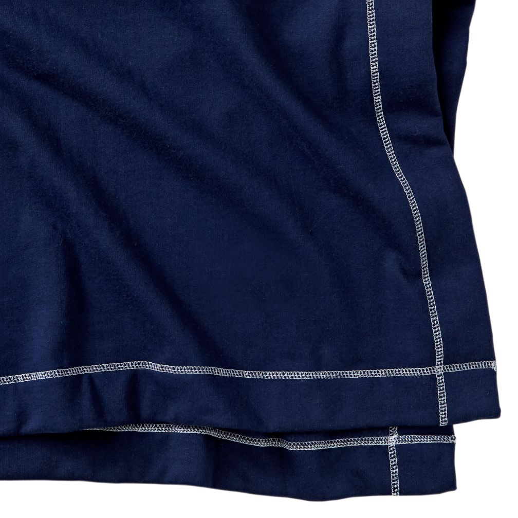 Navy Standard Issue Sweatshirt Blanket