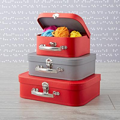 Bon_Voyage_Suitcases_Red_Grey_LL