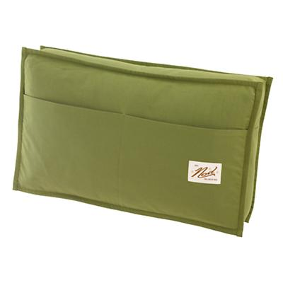Green Study Pillow Cover Only