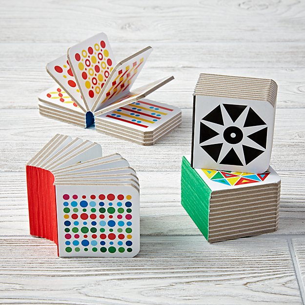Baby's First Book Blocks (Set of 4)