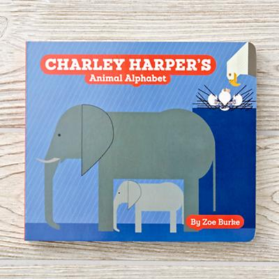 Book_Board_Charles_Harper_Animal_Alphabet
