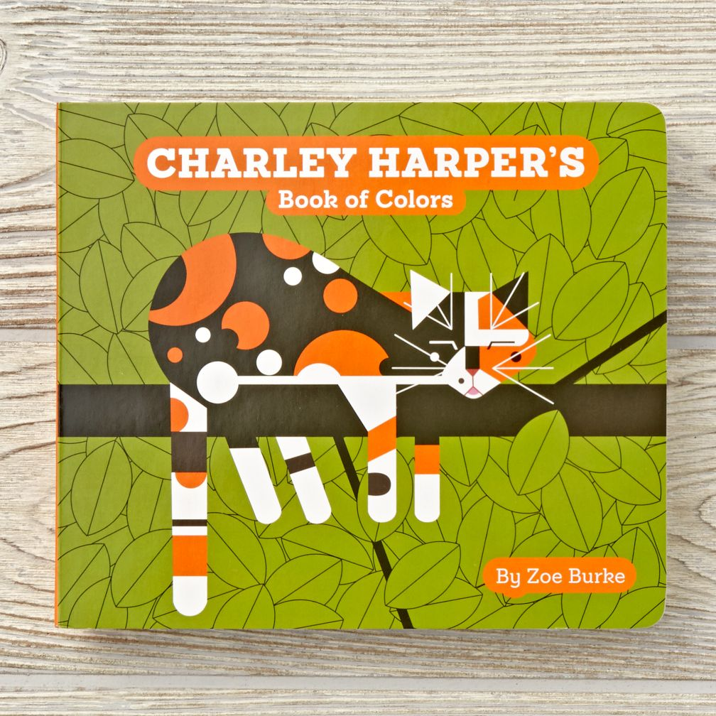 charley harpers book of colors - Charley Harper Coloring Book