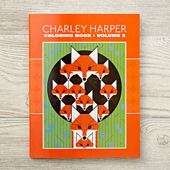 Charley Harper Coloring Book Vol. 2
