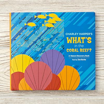 Book_Hardcover_Charles_Harper_Whats_In_Coral_Reef