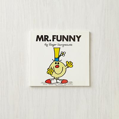 Mr. Funny by Roger Hargreaves