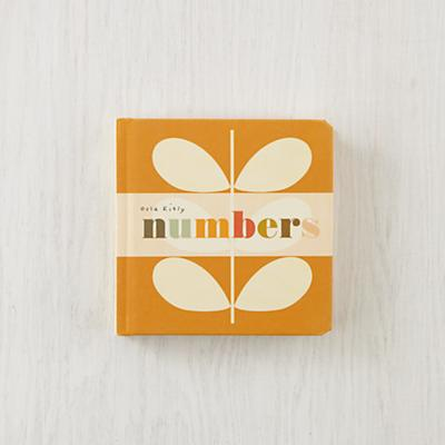 Numbers by Orla Kiely