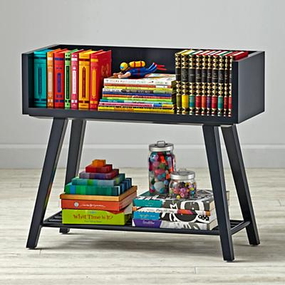 Alto Bookcase (Midnight Blue)