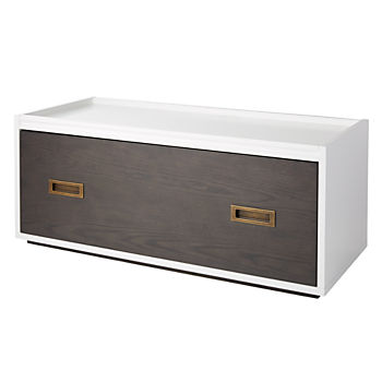 Elevate Stackable Storage Cube w/Drawer (Large)