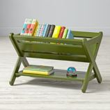 Good Read Book Caddy (Olive)