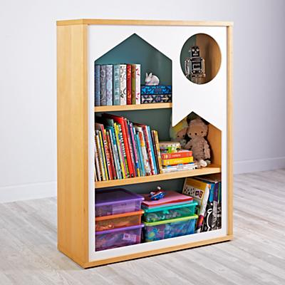 Bookcase_Home_Library_48in