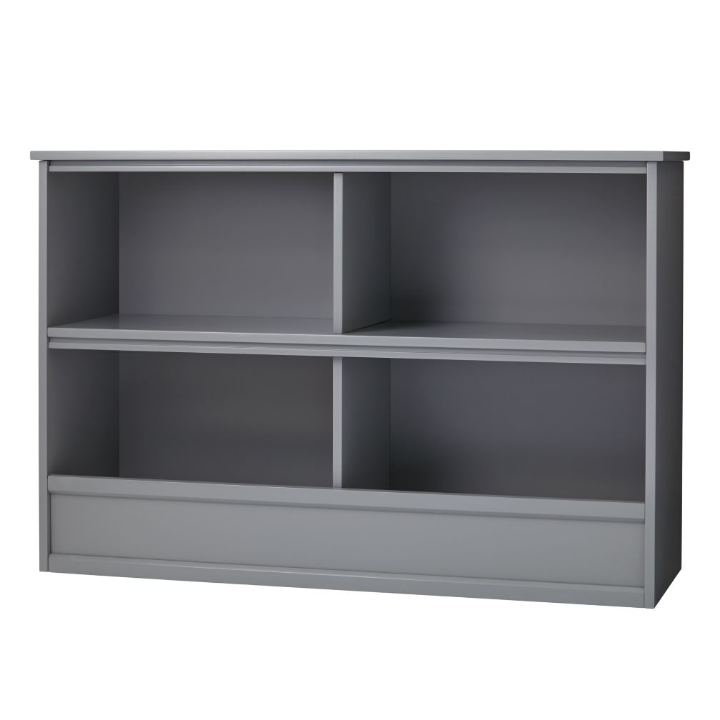 "Horizon Bookcase, 32"" (Grey)"
