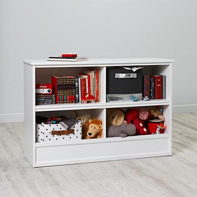 Bookcase_Horizon_32in_WH_367487