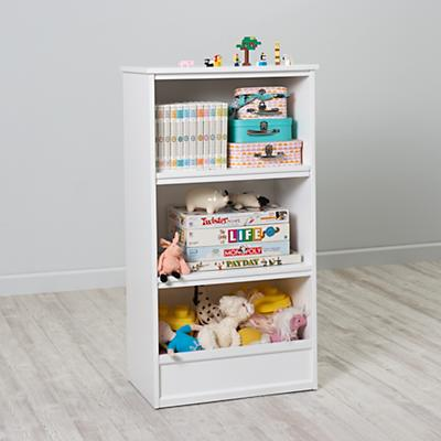 Bookcase_Horizon_48in_WH_368269