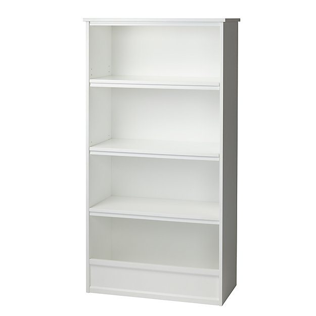 "Horizon Bookcase, 60"" (White)"