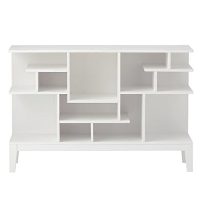 Bookcase_Modern_Maze_Wide_White_Silo_V2