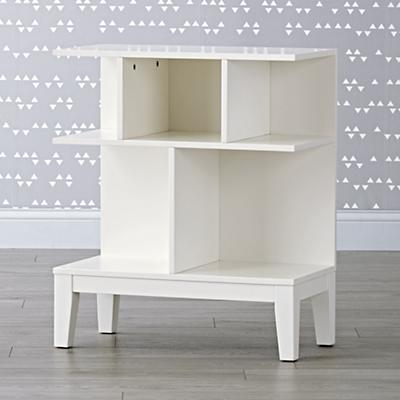 Bookcase_Small_Sprout_White
