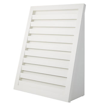 Venetian Bookcase (White)