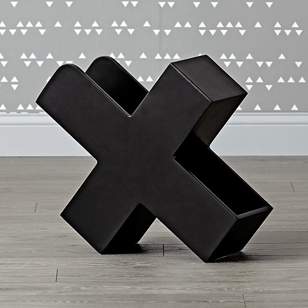 X Marks the Black Book Caddy
