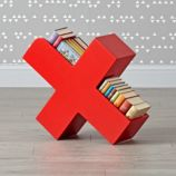 X Marks the Red Book Caddy