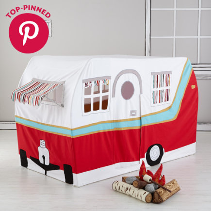 jetaire camper land of nod great for pretend play indoor camping