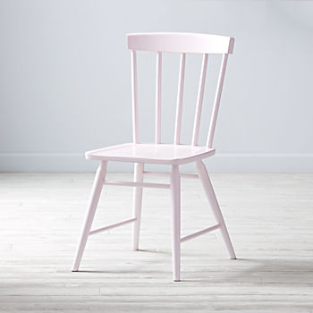 Concord Desk Chair (Lt. Pink)