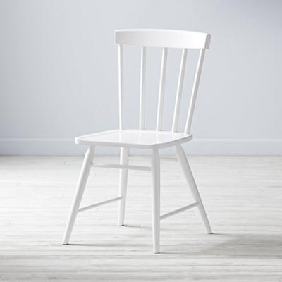 Concord Desk Chair (White)
