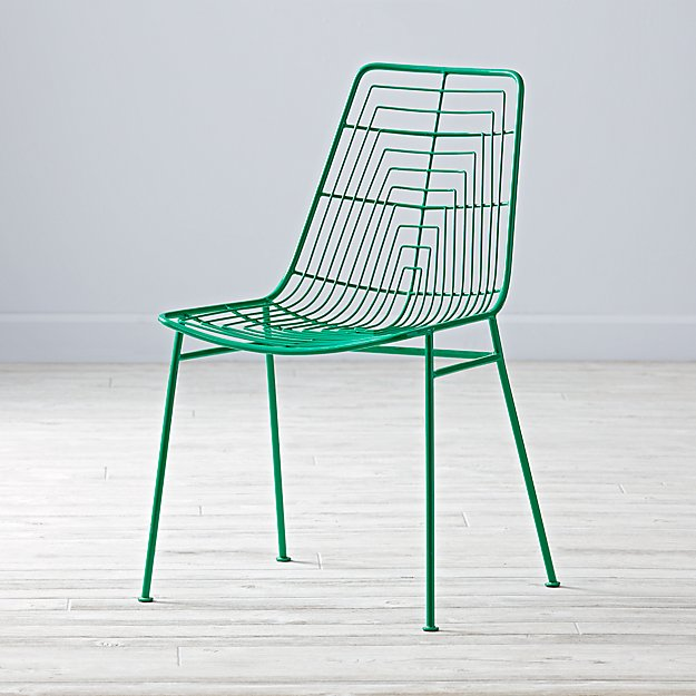 Domino Desk Chair (Green)