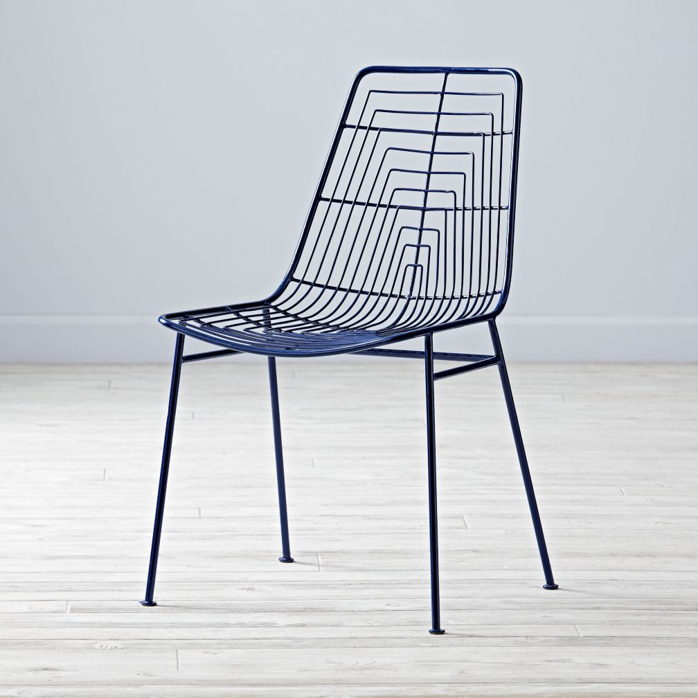 Domino Desk Chair (Navy)