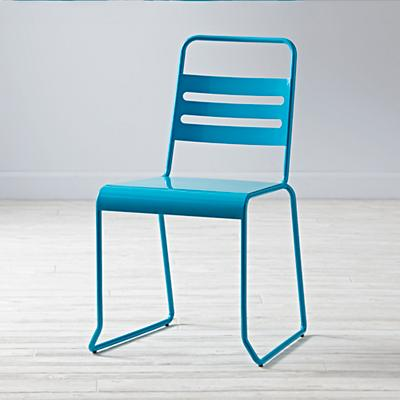 Homeroom Metal Desk Chair (Teal)