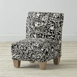 Petite Upholstered Chair (Pennywood Sketch)