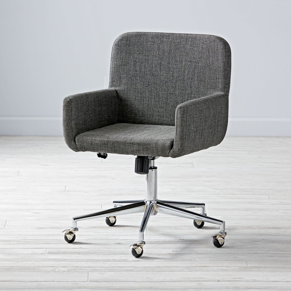 Mid-Level Desk Chair (Iron)