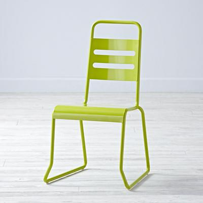 Homeroom Lime Kids Chair